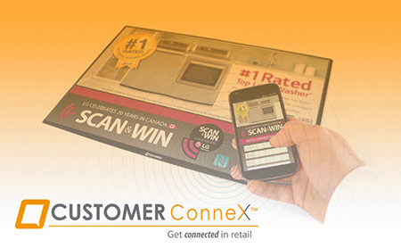 Customer conneX instore campagnes