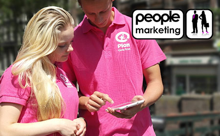 People marketing : de Wervertool App voor op straat